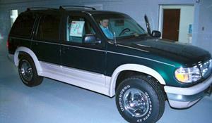 1995 Ford Explorer Exterior