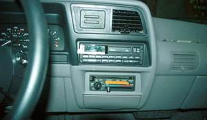 1992 Ford Explorer Factory Radio