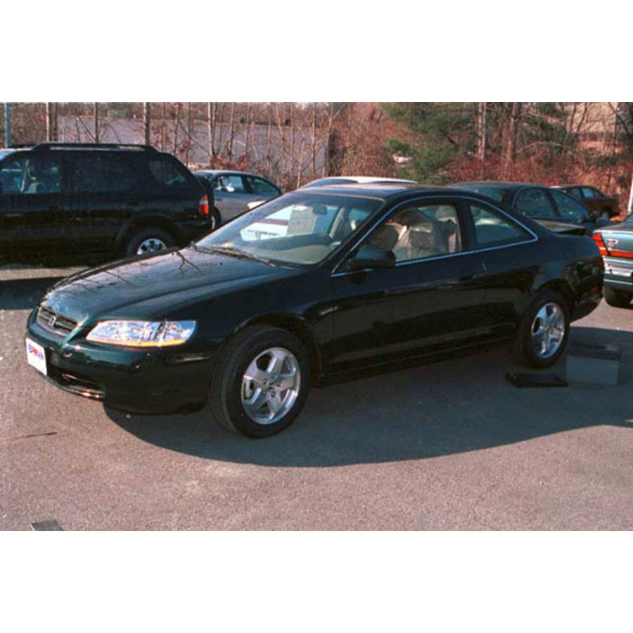 1998 Honda Accord Exterior