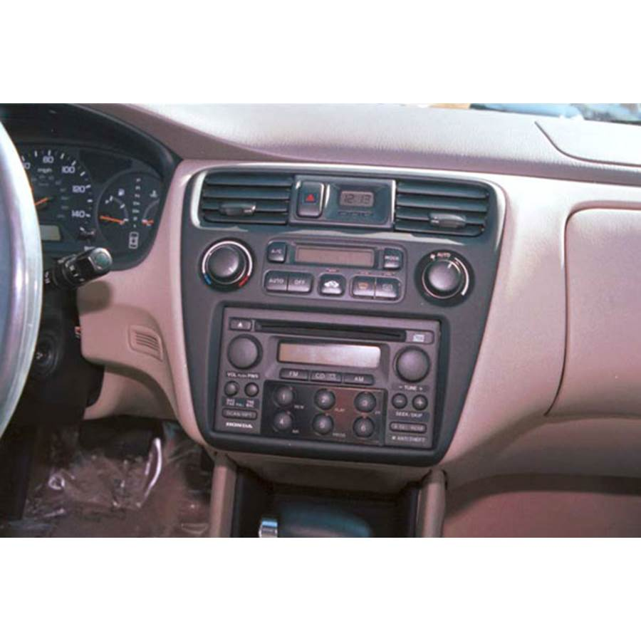 1998 Honda Accord Factory Radio