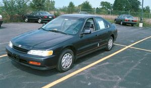 1994 Honda Accord DX Exterior