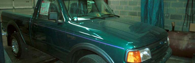 1993 ford ranger exterior 1993 ford ranger exterior