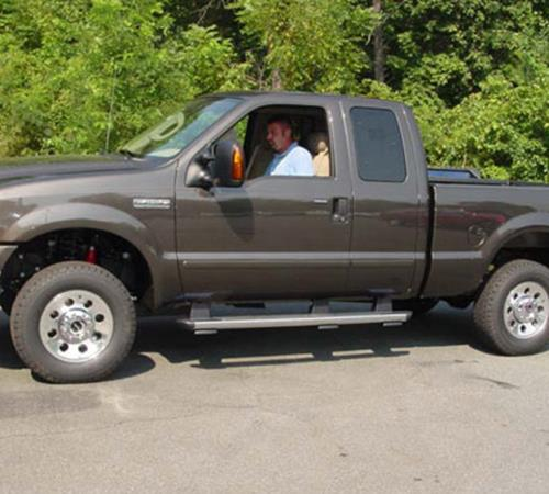 2005 Ford F-250 Super Duty Exterior