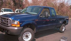 1999 Ford F-250 Super Duty Exterior