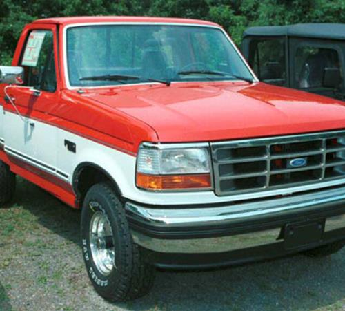 1997 Ford F-250 Heavy Duty Exterior