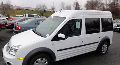 2010-2013 Ford Transit Connect