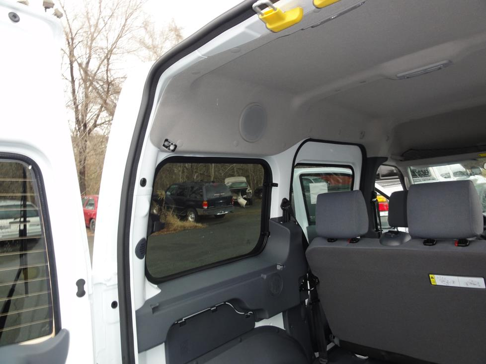 2010-2013 Ford Transit Connect Car Audio Installation Guide