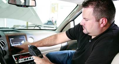 Crutchfield's car audio proving ground series