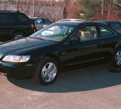 2002 Honda Accord Exterior