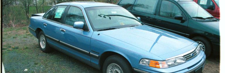 1994 Ford Crown Victoria Exterior