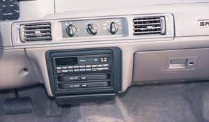 1993 Mercury Sable Factory Radio