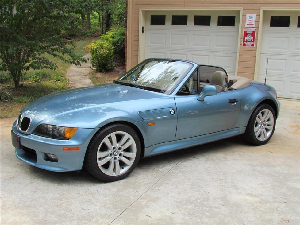 Bmw Z3 M3 Roadster For Sale Waldo M S 1997 Bmw Z 8 File