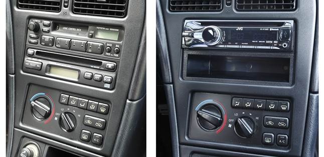 Dash before and after