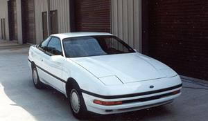 1991 Ford Probe Exterior
