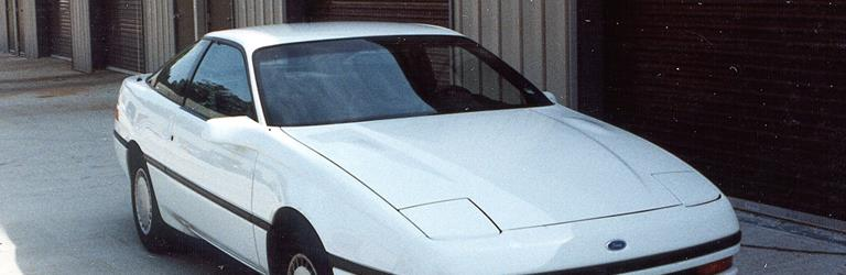 1990 Ford Probe Exterior