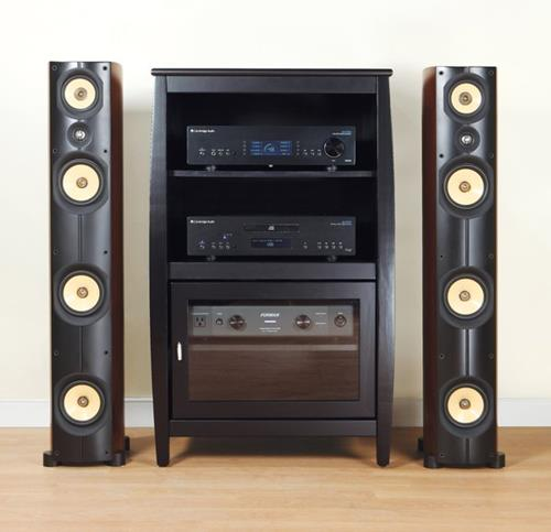 Cambridge Audio 851C Cambridge Audio 851A Furman Elite 15PFi PSB Imagine T2