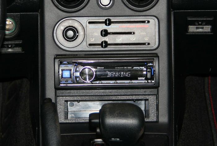 Elliot C's 1990 Mazda Miatarhcrutchfield: Mazda Miata 1990 Radio At Gmaili.net