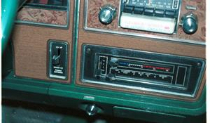1978 Mercury Grand Marquis Factory Radio