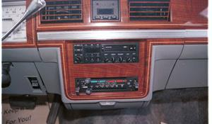 1980 Mercury Colony Park Factory Radio