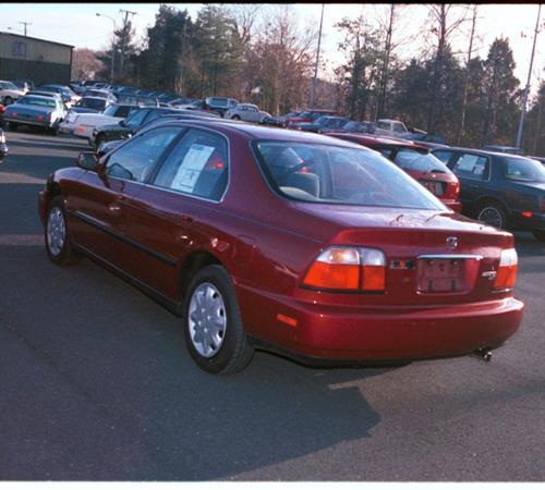 1997 Honda Accord LX Exterior ...
