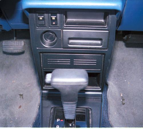 1988 Dodge Colt E Factory Radio