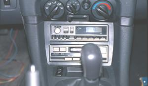 1991 Dodge Stealth Factory Radio
