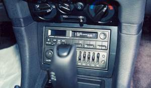 1994 Dodge Stealth Factory Radio