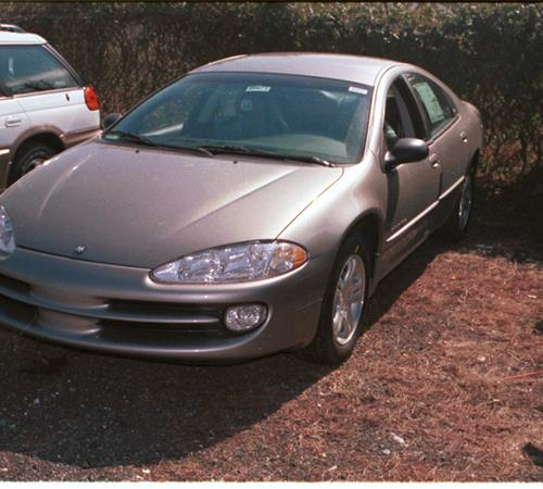 2002 Dodge Intrepid Exterior