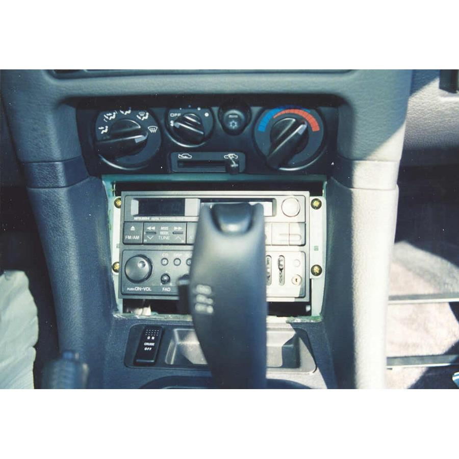 1995 Dodge Stealth Factory Radio