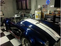 Mike S's 1965 Shelby Cobra Replica