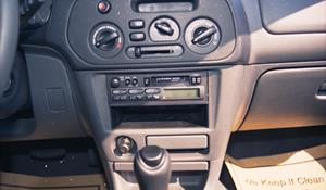 1999 Mitsubishi Mirage Factory Radio