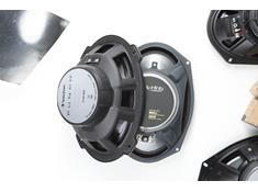 Four popular car speaker lines