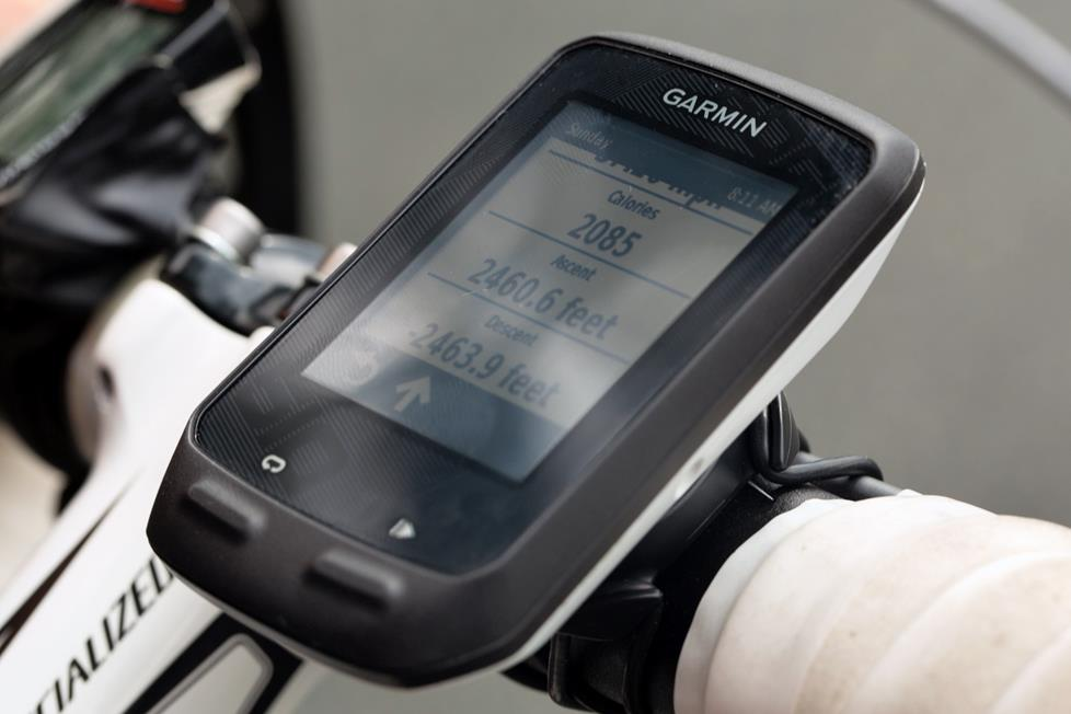 Garmin GPS Edge 510 cycling computer