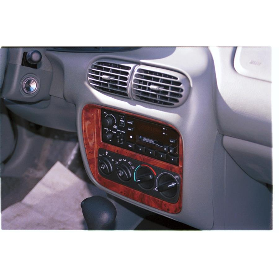 2000 Chrysler Cirrus Factory Radio