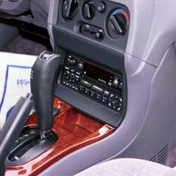 1999 Chrysler Sebring LX Factory Radio