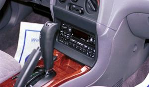 1996 Chrysler Sebring LX Factory Radio