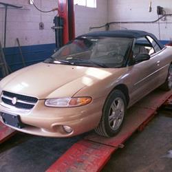 1996 Chrysler Sebring Jxi Exterior
