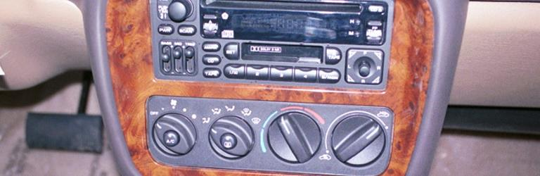 1997 Chrysler Sebring JXI Factory Radio