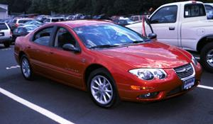 2000 Chrysler 300M Exterior