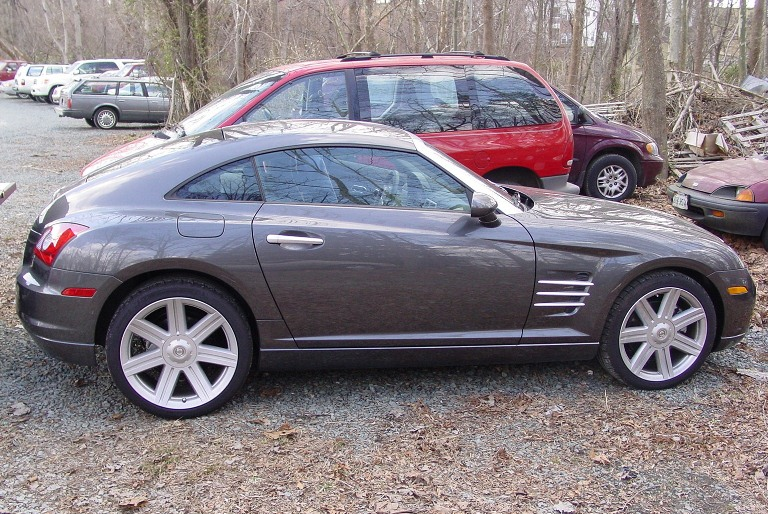 Upgrading The Stereo System In Your 2004 2008 Chrysler Crossfire