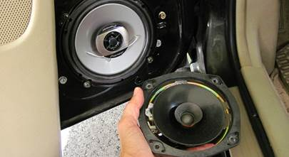 Car speakers: What's going to fit my car?