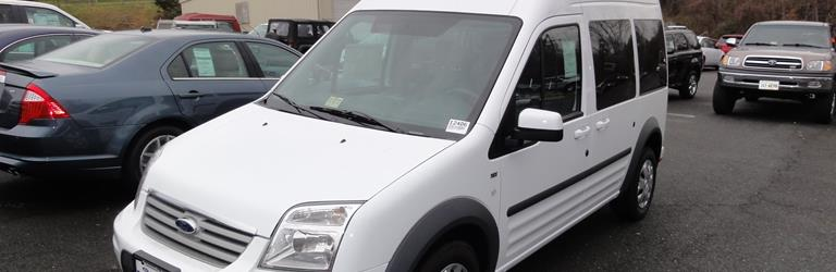 2012 Ford Transit Connect Exterior