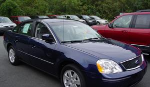 2005 Ford Five Hundred Exterior