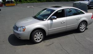 2007 Ford Five Hundred Exterior