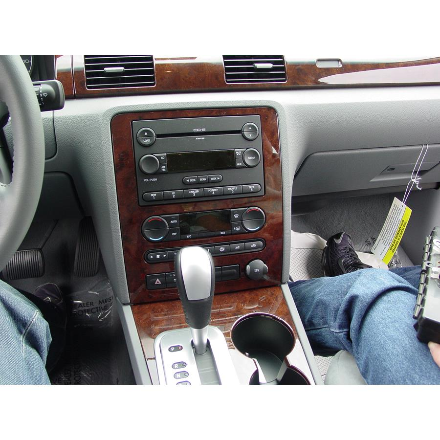 2007 Ford Five Hundred Factory Radio