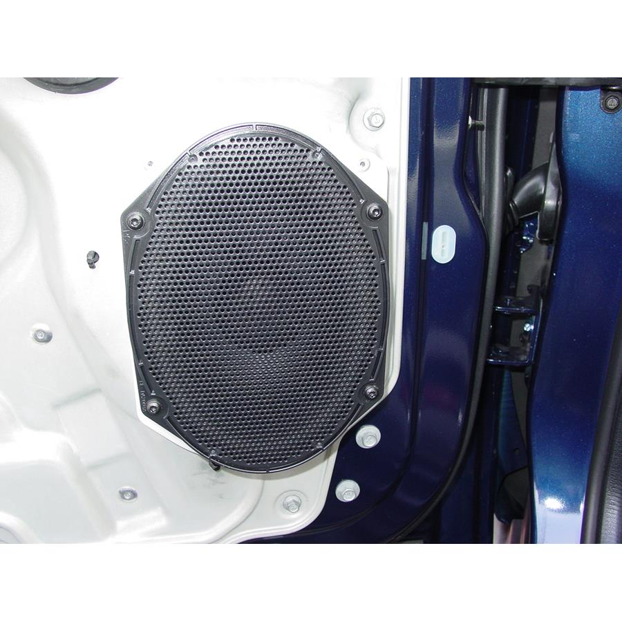 2007 Ford Five Hundred Front door speaker