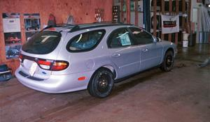 1997 Mercury Sable LS Exterior