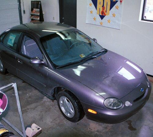 1996 Mercury Sable LS Exterior