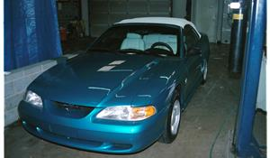 1999 Ford Mustang Exterior