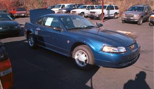 1997 Ford Mustang Exterior